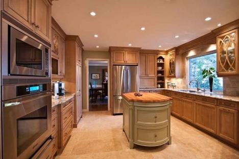 Kitchen Wood 2
