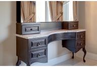 Vanity wood 1