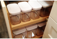 Dry Goods Pull-Out Organizer