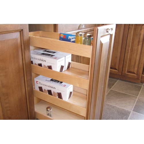 Pull Out Spice Rack Lauriermax