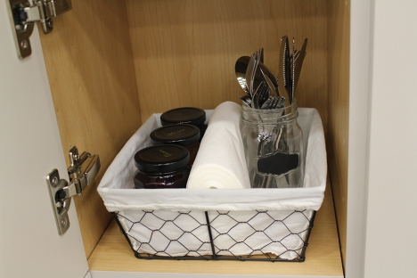 Wire Storage basket