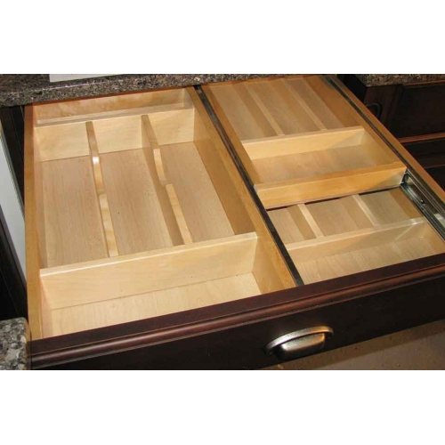 Double Cutlery divider