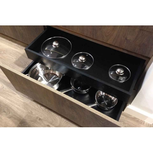 Double Pots and pans drawer