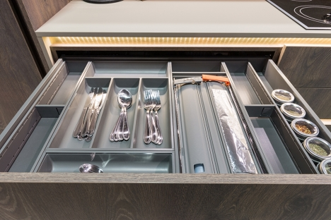 (Cuisio) Cutlery divider